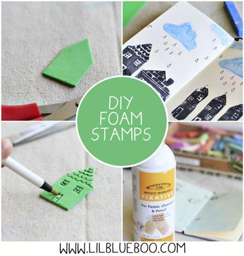 diy foam crafts easy diy foam sts