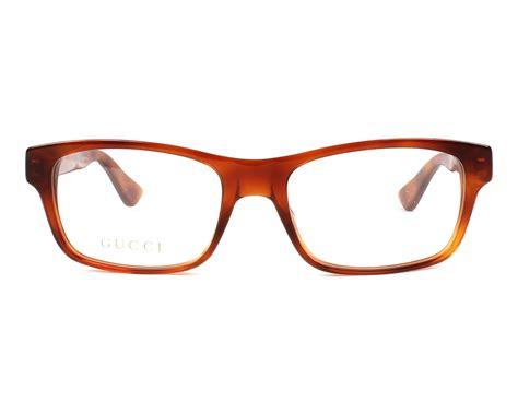 Gucci 0006 5 Warna gucci eyeglasses gg 0006 o 010 visionet