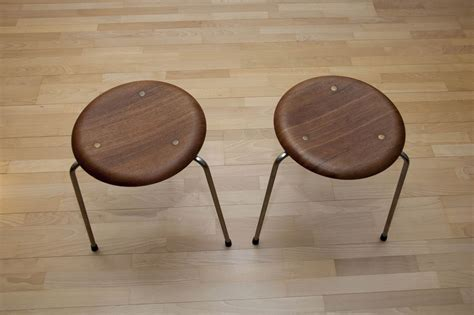 Arne Jacobsen Dot Stool by Arne Jacobsen Dot Stool Sold Scandinavian Design
