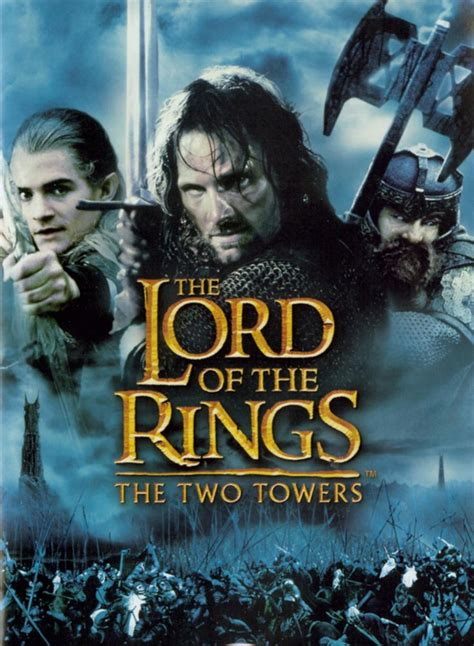 the two towers lord 0007203551 the lord of the rings the two towers the two best