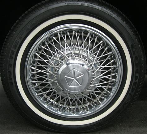 Chrysler Wheel Covers by 1982 Chrysler Lebaron 14 Inch Wire Wheel Cover Classic