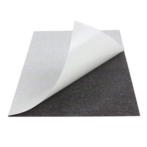Self Adhesive | 3m self adhesive flexible a4 magnetic sheet 297 x 210 x 0