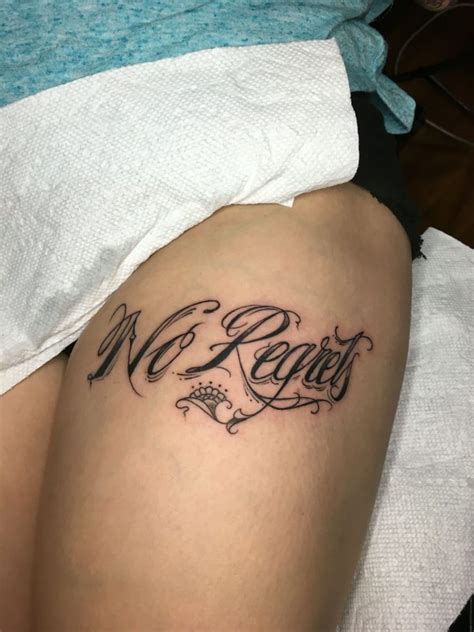 a tattoos no regrets tattoos designs ideas and meaning tattoos