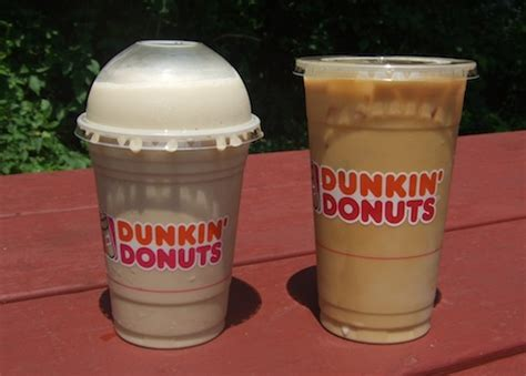 Rachael Doesnt Like Dunkin Donuts Coffee Any More Than We Do by Iced Coffee Roundup Mcdonald S Starbucks And Dunkin