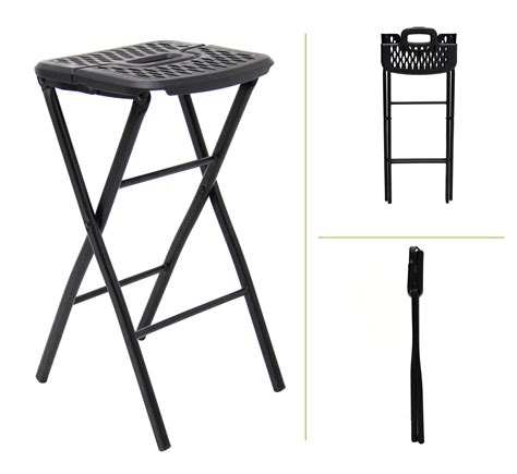 Fold Up Stools Cing by Mity Lite Aluminum Tables Decorative Table Decoration