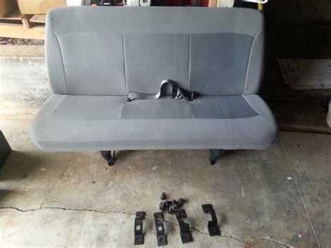 ford econoline bench seat brackets.html | autos post