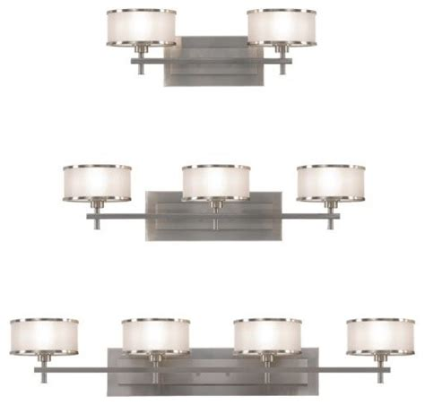 Luxury Modern Bathroom Lighting Casual Luxury Bath Bar Contemporary Bathroom Vanity
