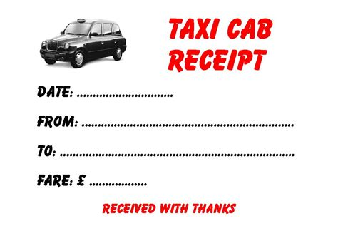 print a taxi receipt search engine at search