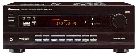 vsx  pioneer electronics usa