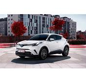 2018 Toyota CHR Front Photo For Mobile Phone  New Autocar