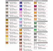 Oakley Lens Color Chart Car Tuning