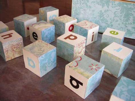 Handmade Baby Blocks - image gallery handmade baby gifts