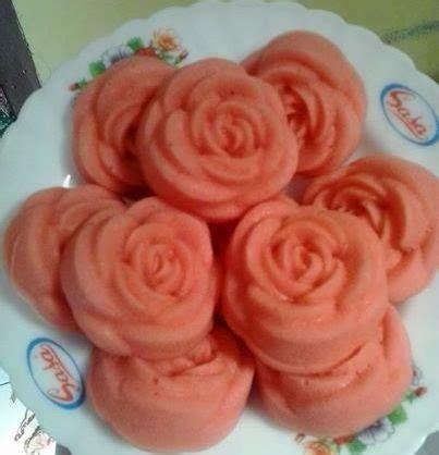 buat bolu kukus mawar resep bolu kukus mawar tanpa telur