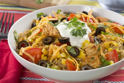 50 easy dinner recipes for two mrfood ramen taco bowls mrfood