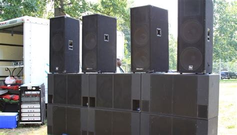 Patio Sound System Design Loudspeaker Sound System Design And Tips Bruce Johnson