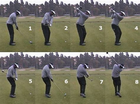 correct golf swing sequence downswing