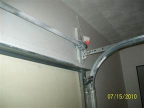 Garage Torsion Garage Door W No Torsion Internachi Inspection