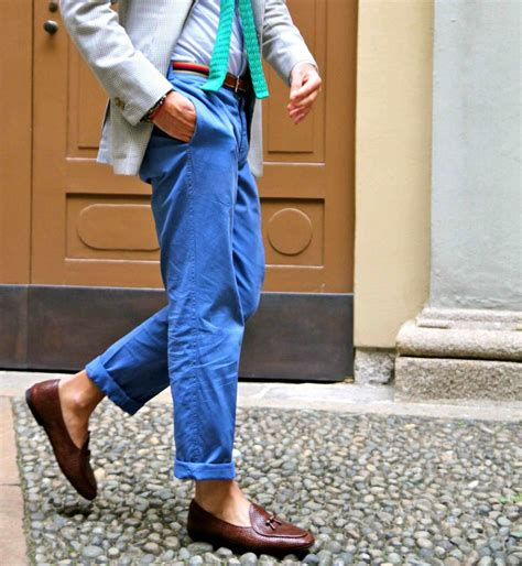 light blue chinos mens mantomeasure what to wear with light blue chinos