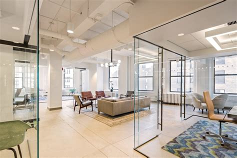 Nyc Office by A Look Inside Valar Ventures New York City Office