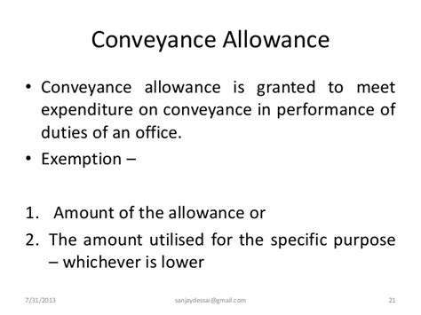 exempt allowances under section 10 incomes exempt from tax under section 10