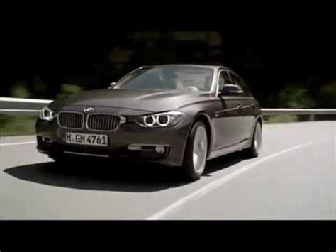 Bmw 3er Werbung by Der Neue Bmw 3er Werbung Zum Marktstart 2012