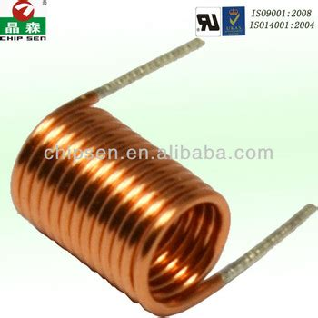 inductor coil winder 30uh 50uh air coil winding inductor rohs buy air coil winding inductor 30uh 50uh coil winding