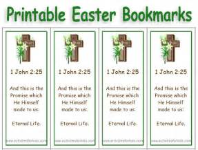 free printable easter bookmarks select picture add text