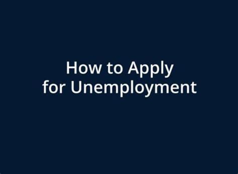 how to apply for unemployment subtitles on vimeo