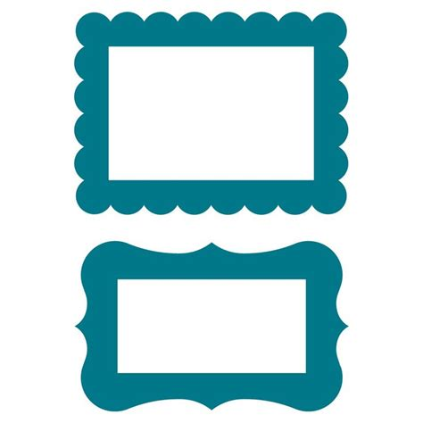 paper picture frame template 12 best boarders images on frames calendar