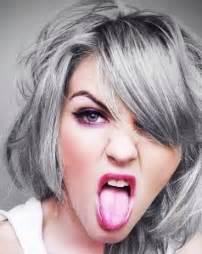 silver hair color dye silver hair toner