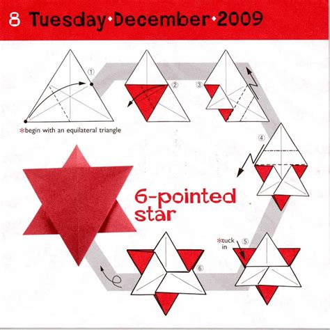How To Make A Paper 6 Pointed - how to make a paper 6 pointed 28 images how to make a