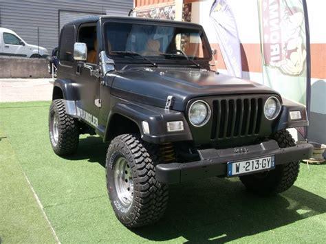 jeep wrangler or bad 4x4 jeep tj wrangler sport bad boy 4 0 litres jeep vo628
