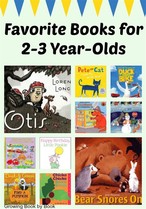 favored books books for age 2