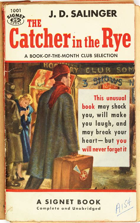 Buku Novel Impor Without Merit the catcher in the rye banned