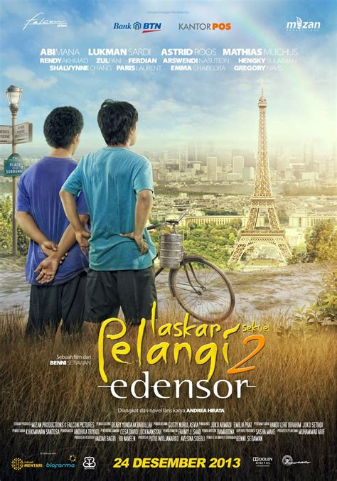 film indonesia laskar pelangi 2 edensor extra large movie poster image imp awards