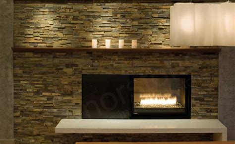 fireplace stacked stacked veneer fireplace stack