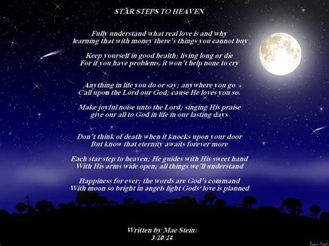Steps To Heaven steps to heaven spiritual poetry