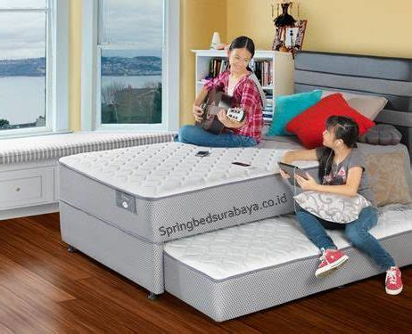 Bed Comforta No 2 comforta family 2in1 springbed surabaya