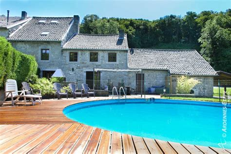 Cottages With Swimming Pool by Charming Cottage For 9 Persons With Swimming Pool