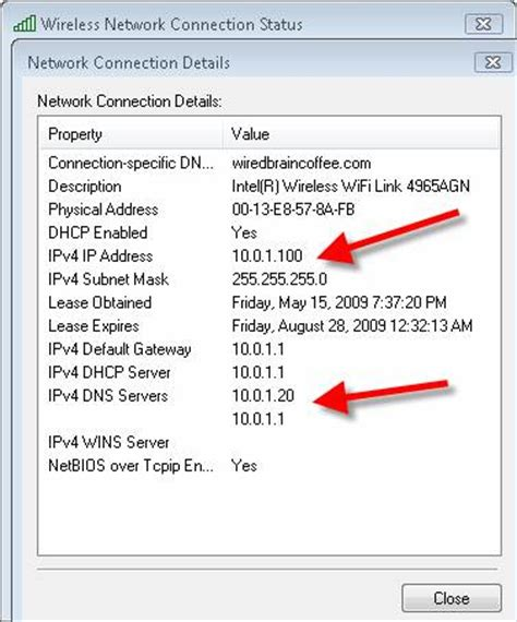 image gallery ip address and dns