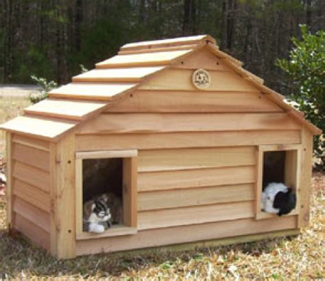 outside dog house plans outdoor cat house plans photo album woonv com handle idea