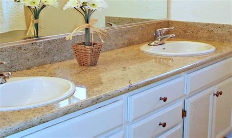 Granite Countertops For Bathroom Vanities Bathroom Cabinets Granite Countertops Yelp