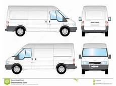 2018 Ford Cargo Van
