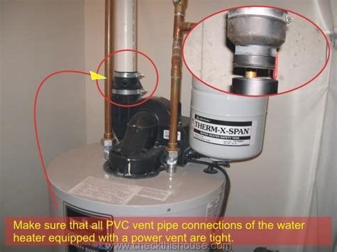 water heater exhaust vent installation new water heater installation chicago condo inspection
