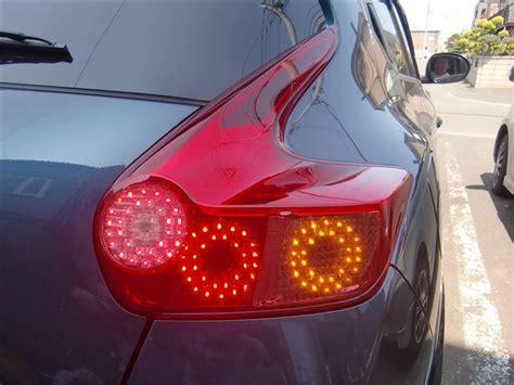 Lu Led Nissan Juke nissan juke with led taillights nissan juke