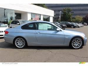 blue water metallic 2009 bmw 3 series 328i coupe exterior