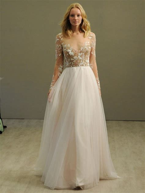 long sleeve wedding dresses create your best look