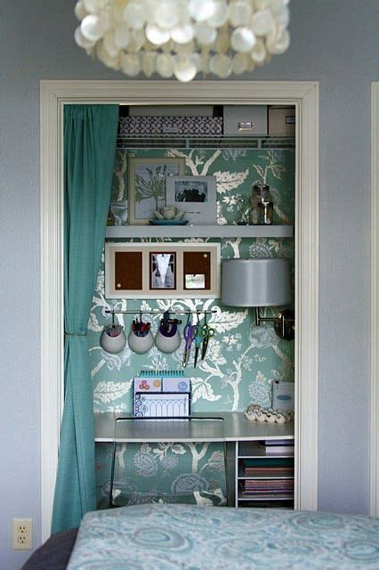 half closet half desk 1000 images about craft rooms on office