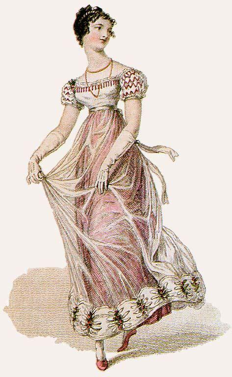 18th century fashion jane austen s world