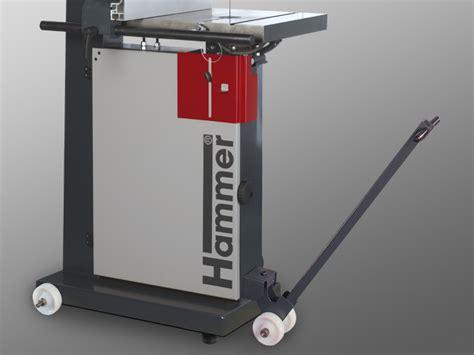 Bandsaw N 3800 Hammer